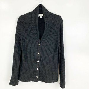 Charter Club 2 Ply Cashmere Cardigan Sweater